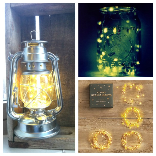 Steal the Look Fireflies in a lantern
